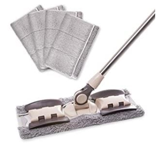 The best mop for cleaning tiled floors
